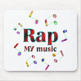 Rap Music Mouse Pads