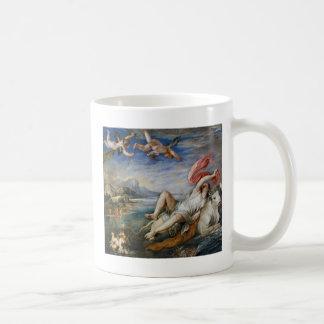 Rape of Europe Coffee Mug
