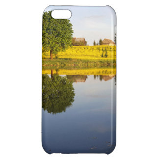 Rapeseed field cover for iPhone 5C