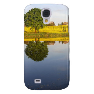 Rapeseed field galaxy s4 cases