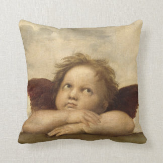 Raphael Angel 1 Cushion