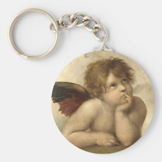 Raphael Angel 1 Key Ring