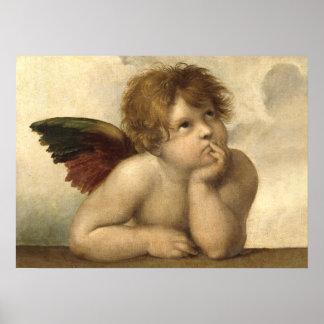 Raphael Angel 1 Poster