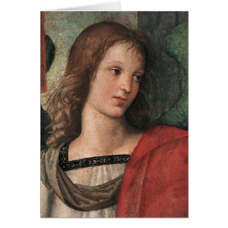 Raphael Angel Christmas Cards Raffaello Sanzio