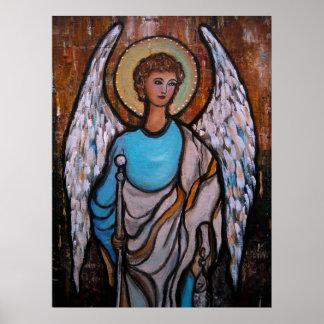 Raphael Archangel Print