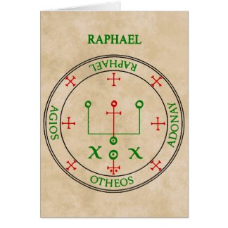 RAPHAEL CARD