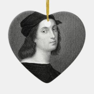 Raphael Ceramic Heart Decoration