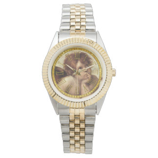 Raphael Cherub Sistine Chapel Watch