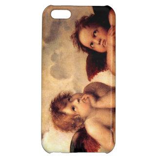 Raphael Cherubs Sistine Madonna iPhone 5 case