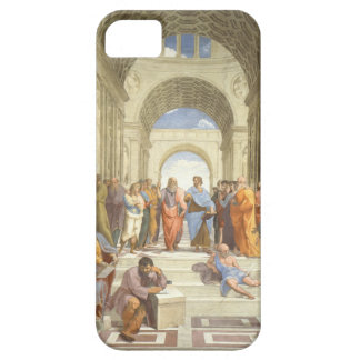 Raphael's The School of Athens iPhone 5 Cases