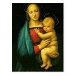 Raphael Sanzio - Madonna del Granduca Post Cards