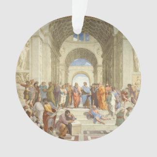 Raphael - School of Athens Ornament
