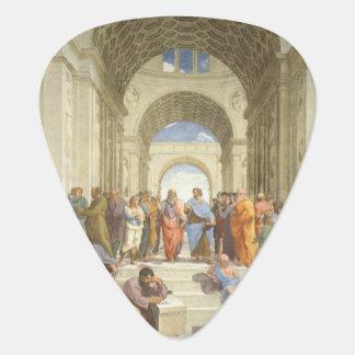Raphael - School of Athens Plectrum