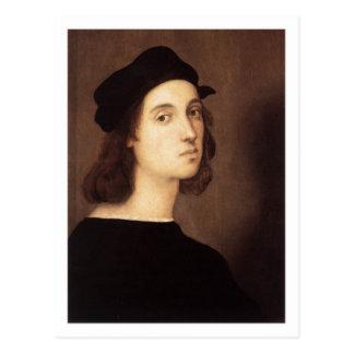 Raphael Self-Portrait postcard