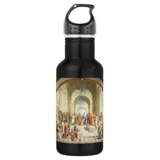 Raphael - The school of Athens 1511 532 Ml Water Bottle
