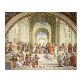Raphael - The school of Athens 1511 Acrylic Print