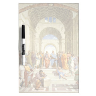 Raphael - The school of Athens 1511 Dry Erase Board