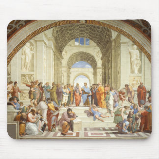 Raphael - The school of Athens 1511 Mouse Pad