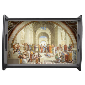 Raphael - The school of Athens 1511 Serving Tray