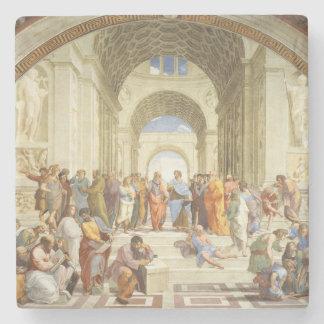 Raphael - The school of Athens 1511 Stone Coaster