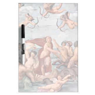 RAPHAEL -  Triumph of Galatea 1512 Dry Erase Board