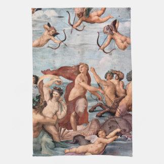 RAPHAEL -  Triumph of Galatea 1512 Tea Towel
