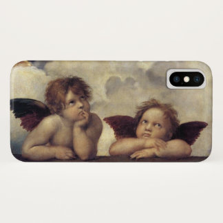 Raphael's Angels iPhone X Case