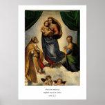 "Raphael's Classic ""Sistine Madonna"" (circa 1513)"