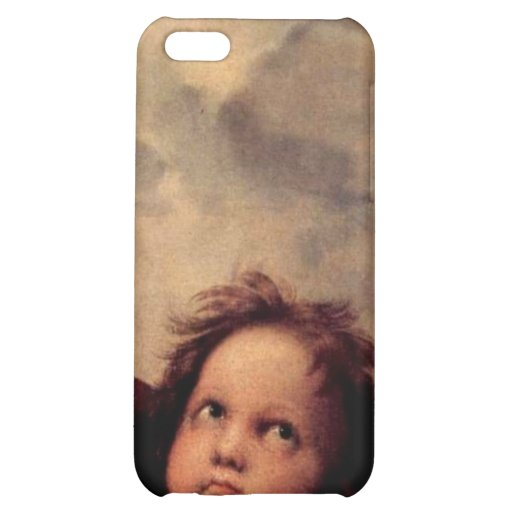 Raphael's Putto iPhone Case iPhone 5C Covers