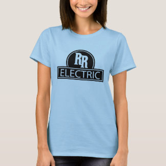 Rapid Rail Electric t-shirt