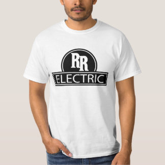 Rapid Rail Electric t-shirt