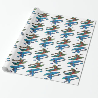 Rapid Submission Wrapping Paper