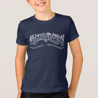 Rapids Back in Grand Rapids Kid Shirt