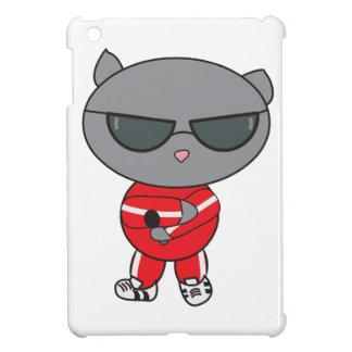 Rapper Cat in Track Suit iPad Mini Case