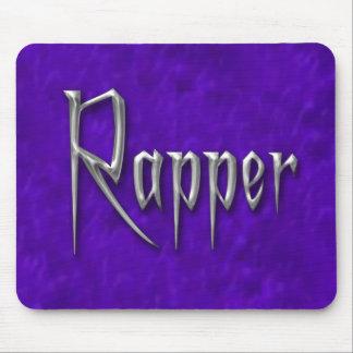 Rapper Mouse Pad