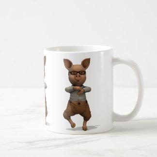 Rapper Pig Mugs