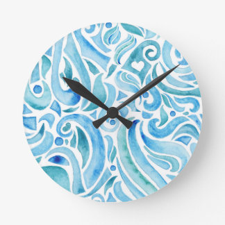 rapport WAVES 2 Round Clock