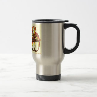 raptor chant travel mug