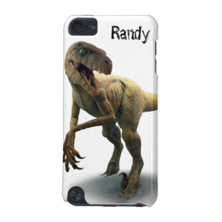 Raptor Dinosaur IPod Case
