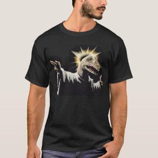 Raptor Jesus (Philosoraptor) T-Shirt