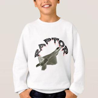 Raptor Over California Sweatshirt