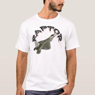Raptor Over California T-Shirt