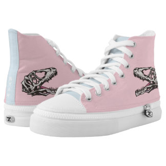 Raptor Skull Shoes