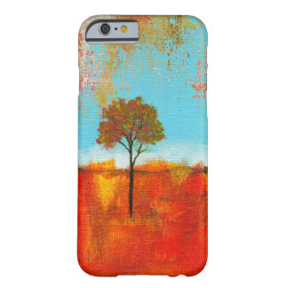 Rapture Abstract Landscape Tree Art Painting Barely There iPhone 6 Case