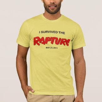 Rapture, I survived T-Shirt
