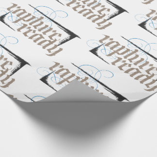Rapture Ready - Elegant Modern Religious Christian Wrapping Paper