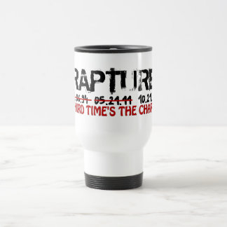 Rapture - Third Time's The Charm Travel Mug