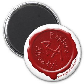 RaptureAlready Wax Seal Magnet