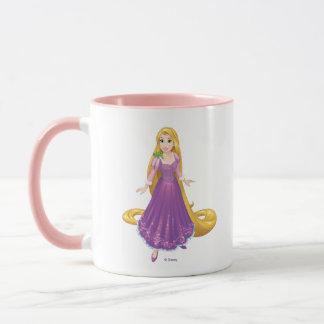 Rapunzel And Pascal Mug