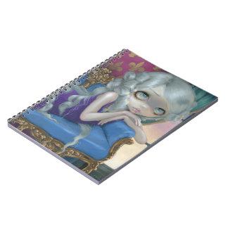 """Rapunzel at Twilight"" Notebook"